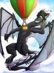 A dragons pleasure by Kraden