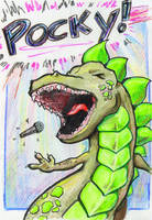Sing a song of Pocky by Kraden