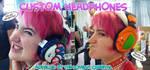 Custom Headphones by Kraden