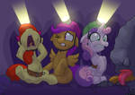 Cutie Mark Cave Crusaders Yay? by Kraden