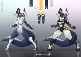 ErithMk2 Armour Reference by Kraden