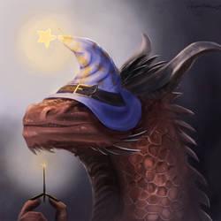 Magical dragon by ThemeFinland