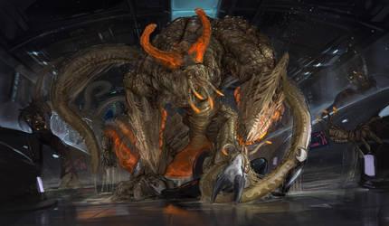 Self sustaining creature by ThemeFinland