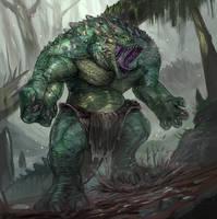 Dragonoid beast by ThemeFinland