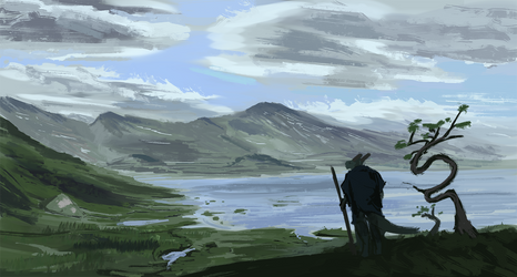 Northern territories by ThemeFinland