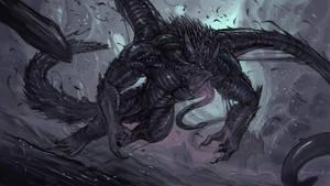 Afflicted werewolf by ThemeFinland