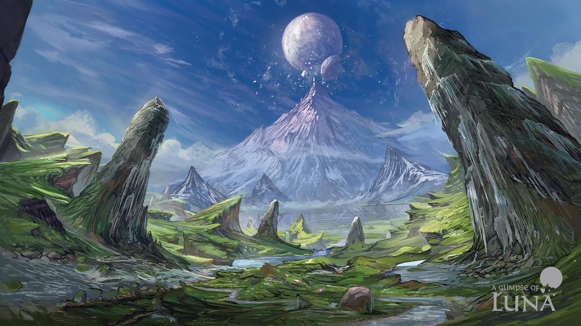 GoL Genesis pt.4: two worlds by ThemeFinland