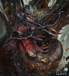 Woodslands archer by ThemeFinland