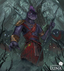 Naga spearmen by ThemeFinland
