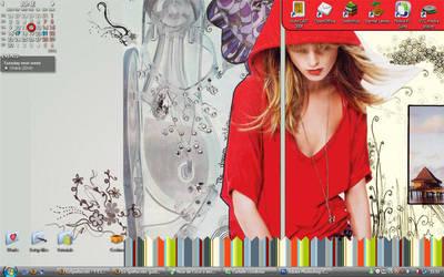 Notebook desktop n.6 by katychan83