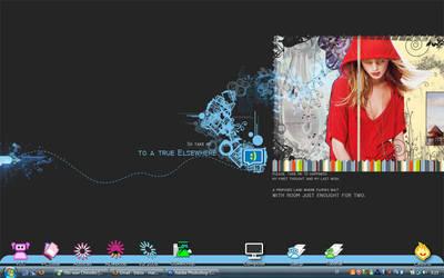 Notebook desktop n.8 by katychan83