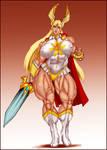SUPER SHE-RA 2 by B9TRIBECA