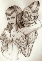 Dead Love by skullberries