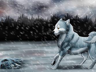 GDW final battle by wolfhound56200