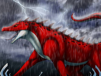 Raptor Dissident by wolfhound56200