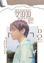 [24/6/2018] TAEHYUNG GRAPHIC DESIGN BY TRACY by tracytrantran