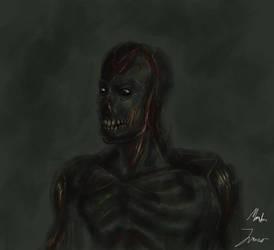 Zombie 01 by BrainGhost