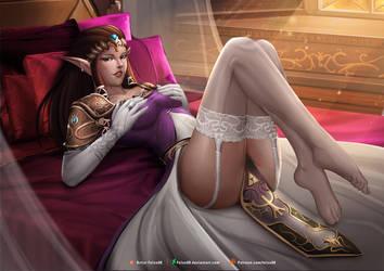 Princess Zelda by Felox08