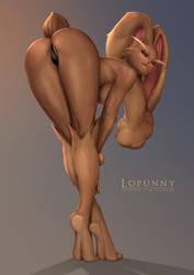 Lopunny by Felox08