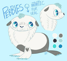 Pebbles by nate-draws