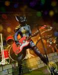 Sheena is a Punk Rocker by kageryu