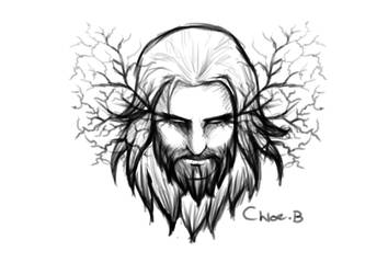 Zeus sketch by donut1280