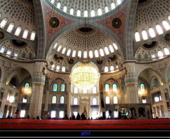 Mosque by polatsamuk