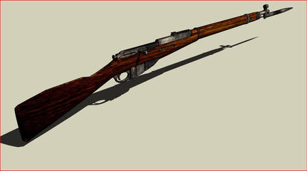 New mosin nagant by Volcol
