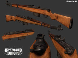 Gewehr 41 by Volcol