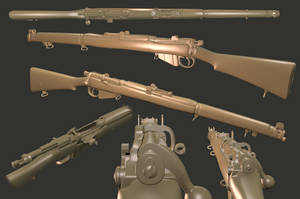 SMLE High poly by Volcol