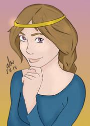 Princess Christina by Wildchild090