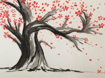 Tree by Jeriv