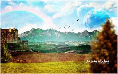 Nature's magic by Doundou