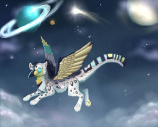 how can you not be fascinated by the universe? by tennisbutt