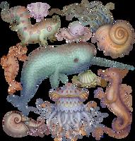 Creatures of the Whim-sea by V-L-A-D-I-M-I-R