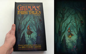 The Illustrated Grimm's Fairy Tales by V-L-A-D-I-M-I-R