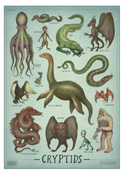 CRYPTIDS by V-L-A-D-I-M-I-R