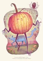 Mr. Pumpkin by V-L-A-D-I-M-I-R
