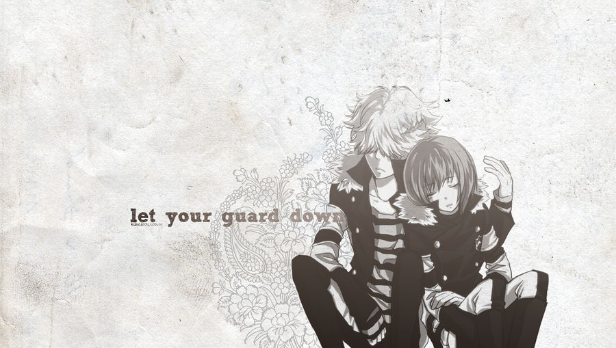 W.01 - Let your guard down by callmenames