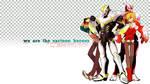W.04 - Cartoon Heroes by callmenames