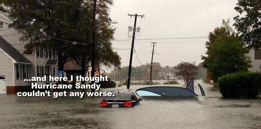 Hurricane Sandy by Sirevil