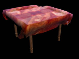 3D Table by Sirevil