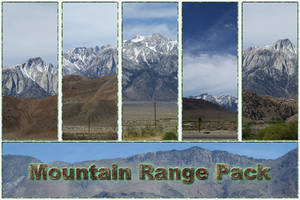 Mountain Range Pack by Sirevil