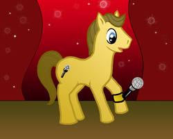 Greggo Pony by MillyT
