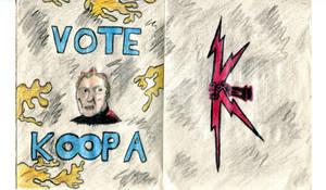 Vote Koopa by MillyT
