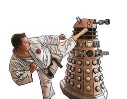 David Dalek by MillyT