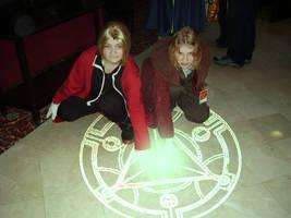 Alchemists Unite by MillyT