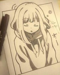 Menhera-chan  by arikizyarif