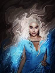 Daenerys Targaryen by maagg