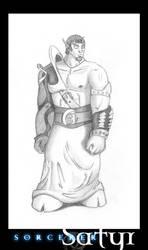 Satyr- Sorcerer by MouseBrat
